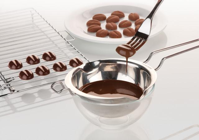 Chicchi di cioccolato ripieni