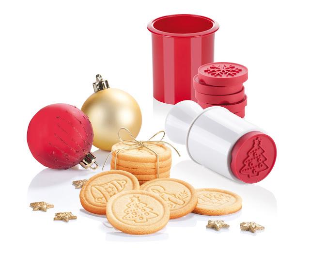 Biscotti di frolla del Natale