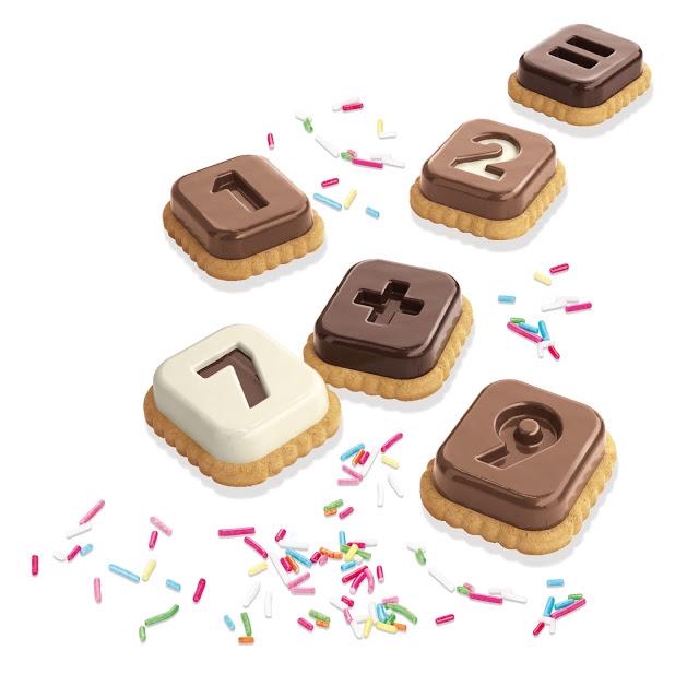 Choco-cookies