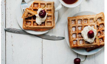 Waffle dal belgio