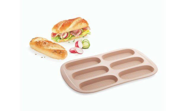 Mini baguettes fatte in casa