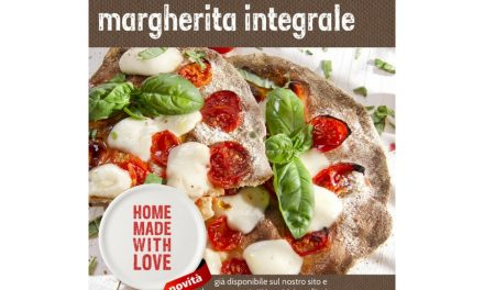 Pizza margherita integrale