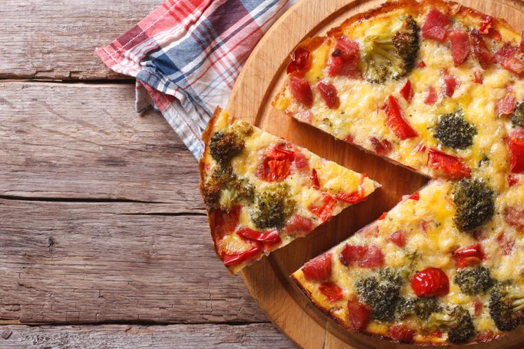 Ricetta Quiche Broccoli.Ricetta Quiche Broccoli E Peperone Il Blog Di Tescoma Italia