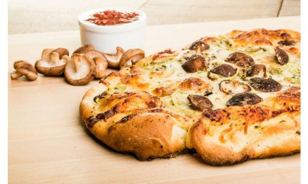 Pizza autunnale