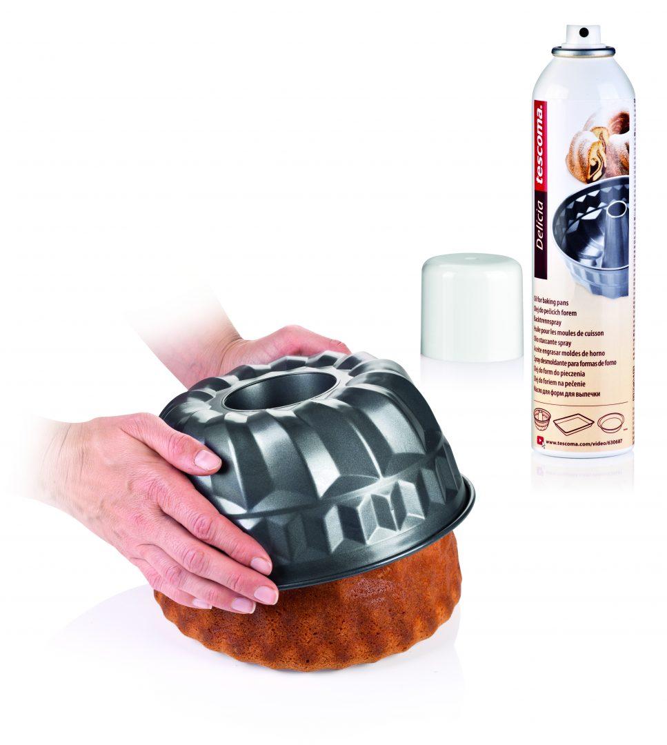 olio staccante spray tescoma